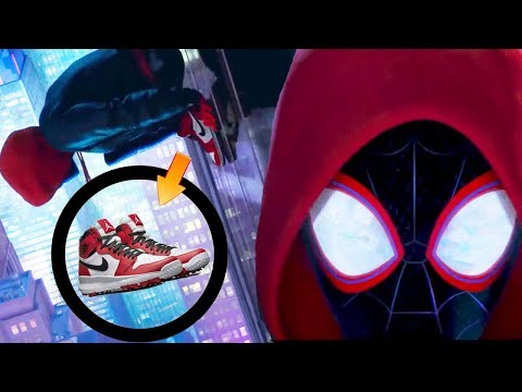 ¡Que genialidad de Sony! Spider-Man into the Spider-Verse I Vídeo Reacción