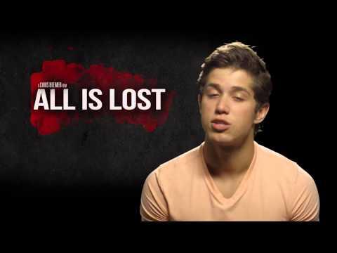 All Is Lost Short Film Video Update  Brandon Larracuente