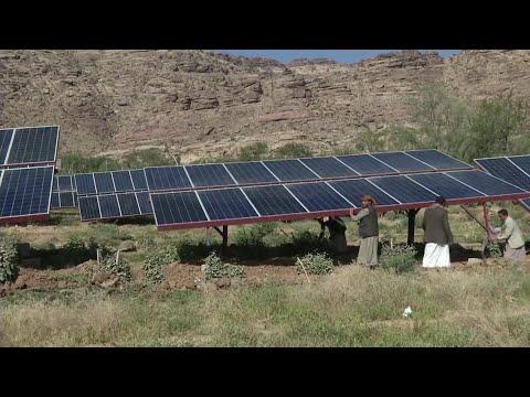 اليمن: الطاقة الشمسية بديل اضطراري للكهرباء في مناطق سيطرة الحوثي