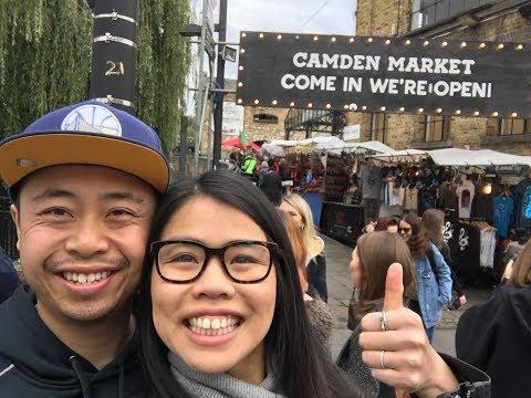 Day 12: Camden Market!