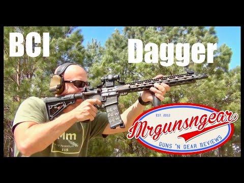 BCI Defense Dagger AR-15 Series Review (HD)