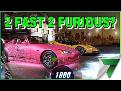 2 FAST 2 FURIOUS CARS?! CSR Racing 2