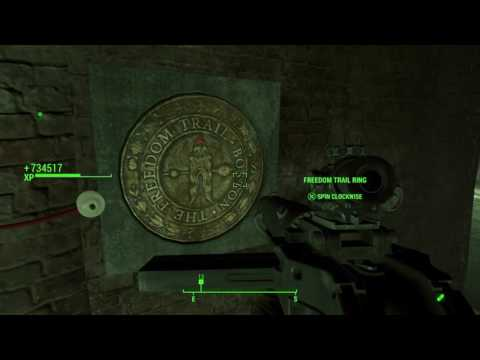 Fallout 4 Railroad Password (code To Get Into Railroad)