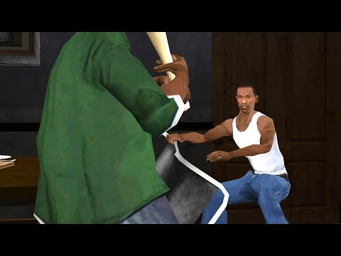 How GTA San Andreas Should Have Ended