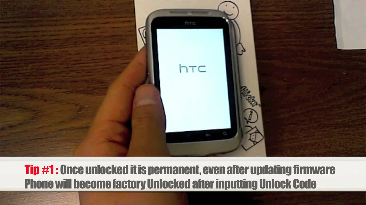 HTC Wildfire S Codes Videos - Waoweo