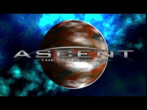 Ascent — The Space Game — релизный трейлер