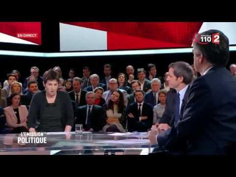 CLASH TRÈS VIOLENT FRANCOIS FILLON ET CHRISTINE ANGOT!!!!!
