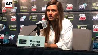 Danica Patrick's Tearful Farewell To Full-Time Racing