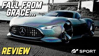 GT SPORT - Mercedes-Benz AMG Vision GT REVIEW