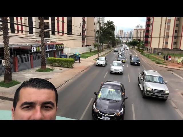 Carreata bombástica em Brasília - DF