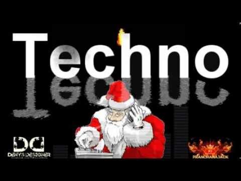 Jingle Bell TECHNO remix (New Mix)