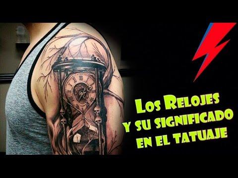 Los Relojes Historia Y Significado En Los Tatuajes Youtube