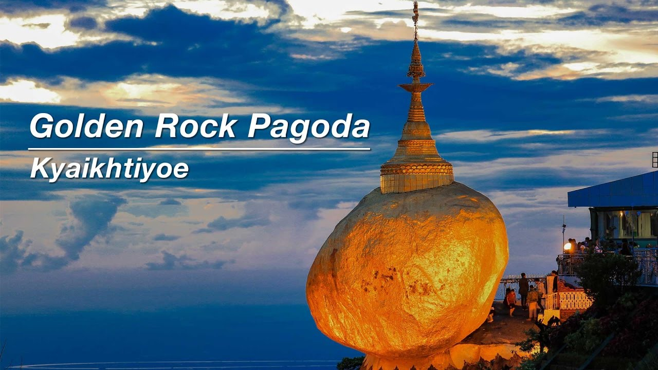 Visiting Golden Rock Pagoda - Kyaikhtiyoe, Myanmar | iTravel Channel TV