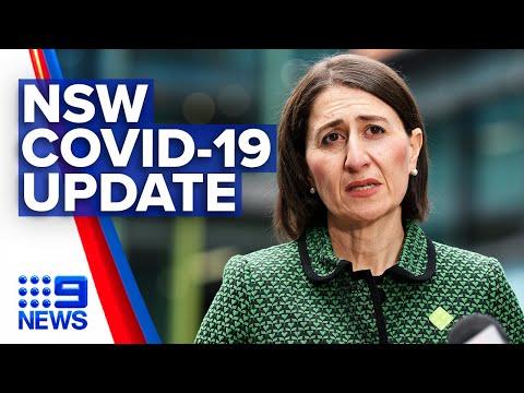 Coronavirus: NSW Premier announces 'substantial increase' in COVID-19 cases | Nine News Australia