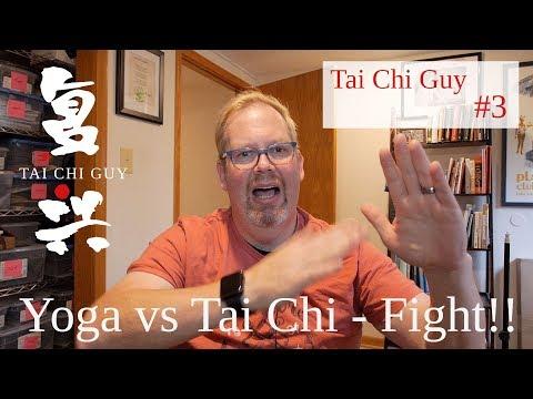 Yoga vs Tai Chi - Tai Chi Guy