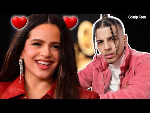 Así Es Como Rosalía Confirma Su Romance Con Rauw Alejandro