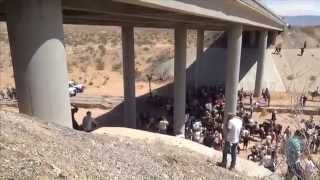 Bundy Ranch Standoff, exclusive video report by Michael Flynn
