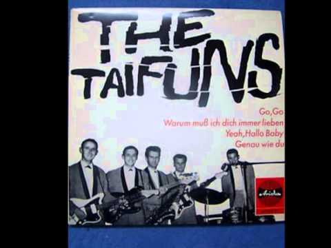 The Taifuns - Honky Tonk