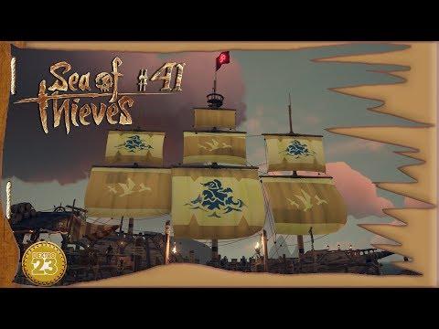 Sea Of Thieves • Was Gibt Eigentlich Neues? • #41 [Let's Play/Gameplay/Deutsch]