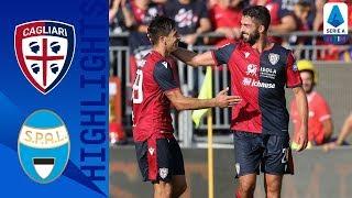 Cagliari 2-0 SPAL | Nainggolan Wonder Strike Helps Cagliari Continue Unbeaten Run! | Serie A