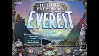 Repetición del directo jugando a Hidden Expedition - Everest #1