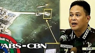 AFP, nababahala sa reclamation ng China sa West PH Sea