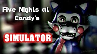 "SIMULADOR DE SER SUGAR ""CANDY"" - Five Nights at Candy"
