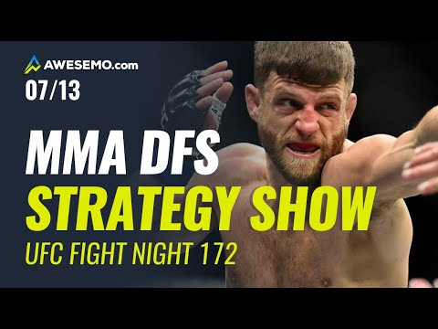 MMA DFS Strategy Show: UFC Fight Night: Kattar vs. Ige, Predictions, & Fight Previews