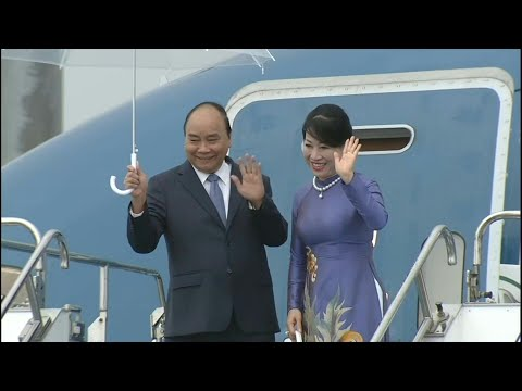 Vietnam's leader arrives for G20 summit | AFP
