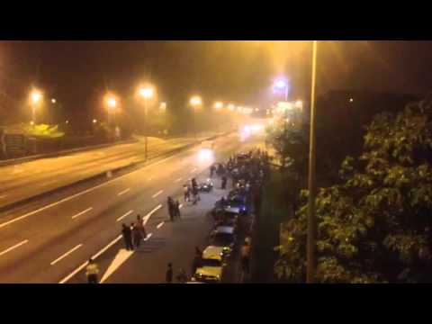 Yamuna Expressway Sports Bike Racing Accident in Delhi