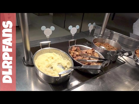Restaurant Des Stars at the Walt Disney Studios at Disneyland Paris