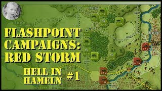 Скачать Flashpoint Campaigns Red Storm Scenario Hell In Hameln Part 1