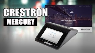 Crestron Mercury All-in-one UC and AV Tabletop Solution