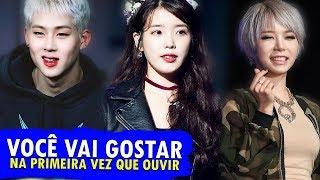 MÚSICAS do K-POP que VOCÊ VAI AMAR de PRIMEIRA!! 💘🎶