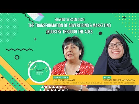 InboundID Sharing Session Eps.38: The Transformation of Advertising Industry