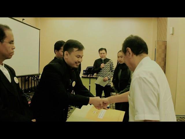 Pelantikan BPP Ataknas DKI Jakarta