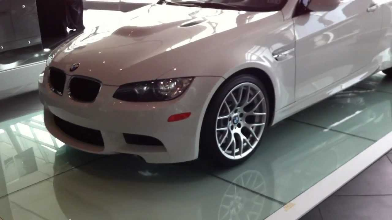 2012 Bmw M3 Coupe Youtube