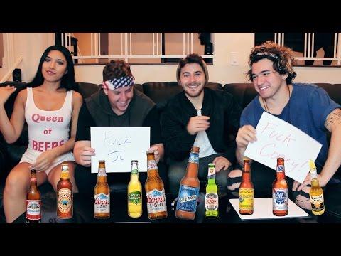 Ultimate Beer Taste Test