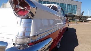 1957 Oldsmobile Ninety-Eight J2 Triple Carb Classic Olds Car