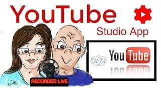 YouTube Studio App Live Show H&M Show thumbnail