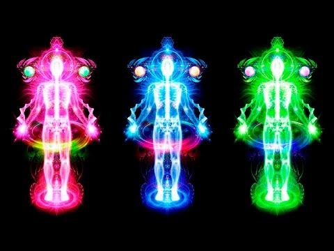 7 Chakras Activation Frequency | Vibration of the Fifth Dimension Awakening Energy Meditation Music