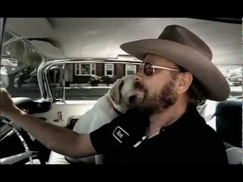 "Hank Williams, Jr. - ""Red, White, and Pink Slip Blues"" (Official Music Video)"