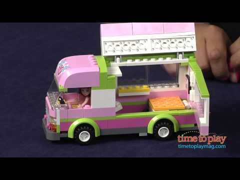 Lego Friends Adventure Camper From Lego Youtube