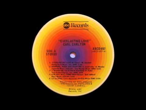 Carl Carlton - Everlasting Love (ABC Records 1974)