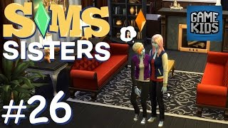 The Girls Visit The Goths - Sims Sisters Episode 26