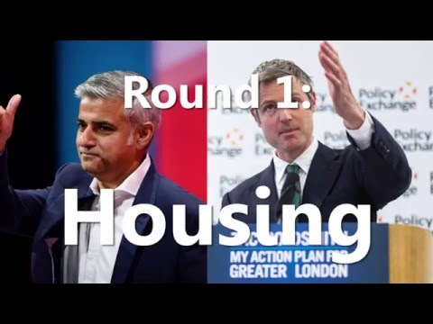 Sadiq Khan v Zac Goldsmith: The Brawl for City Hall