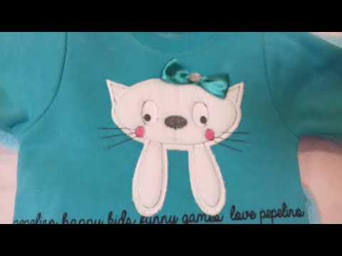 Покупки детской одежды для девочки на 6-9 месяцев (в т.ч. зимняя одежда)
