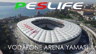 Pes 2017 Beşiktaş Vodafone Arena Stadı Kurulumu (by yücel11)