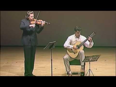 Nicolo Paganini - Cantabile - Nicolas Dautricourt, Emmanuel Rossfelder