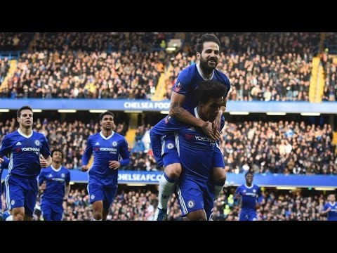 Download Chelsea vs Brentford 4-0 ● All Goals & Highlights ● FA Cup 2016/17   HD